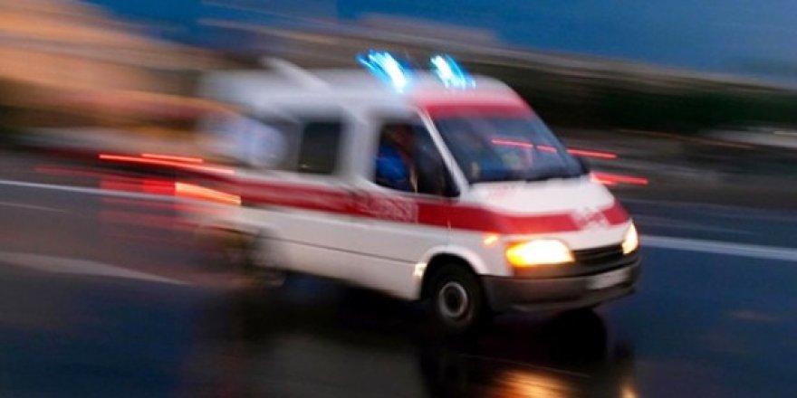 Suriye uyruklu genç trafik kazasında hayatını kaybetti