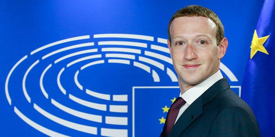 Zuckerberg, Facebok krizi hakkındaki soruları cevapladı