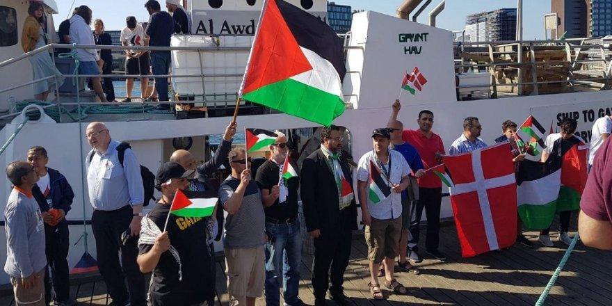 Özgürlük Filosu, Gazze için yola çıktı