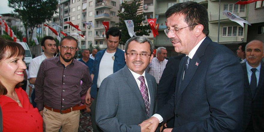 Bakan Zeybekci, milletvekilli listelerini değerlendirdi