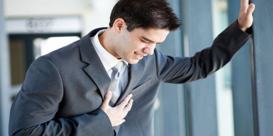 Genç yaşta gelen kalp krizine dikkat