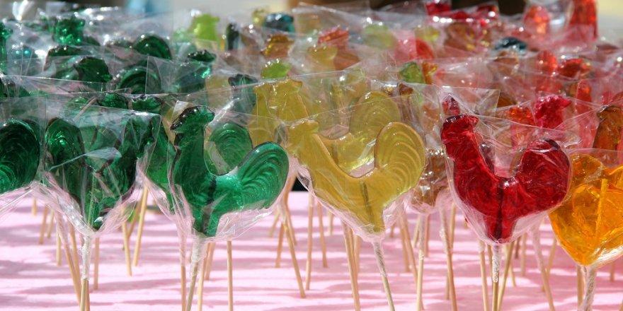 Bu şeker sadece Ramazan'da satılıyor