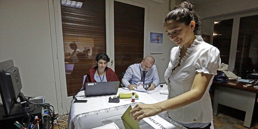 Yurt dışında 5. kez seçim heyecanı