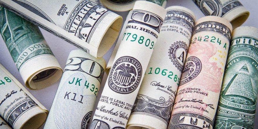 Dolar ve euroda düşüş