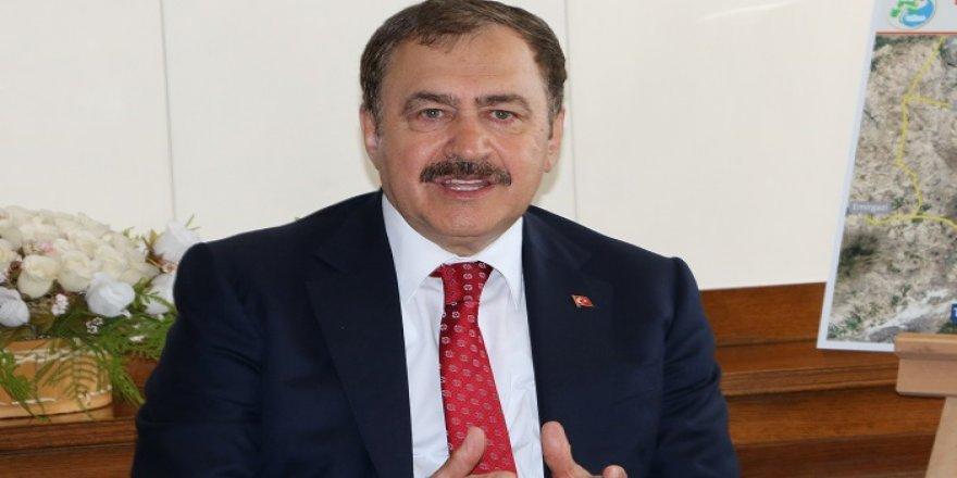 Bakan Eroğlu, müjdeyi verdi