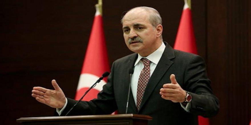 Kurtulmuş: Türkiye'ye diz çöktüremeyecekler!