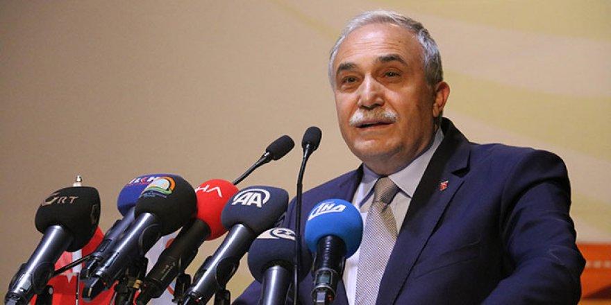 Bakan Fakıbaba'dan tarımsal destek açıklaması