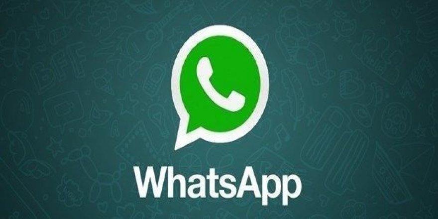 WhatsApp'tan tepki çeken hata