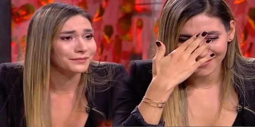 Berna gözyaşlarına boğuldu