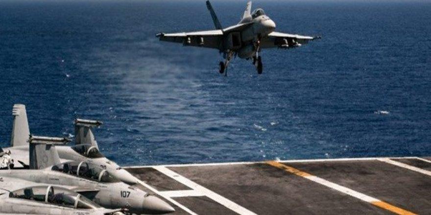 Suriye: ABD çöldeki hedeflerimizi vurdu