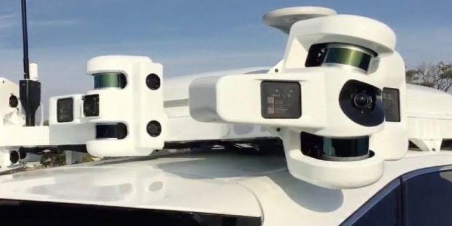 Apple, sürücüsüz aracını yola çıkarıyor!