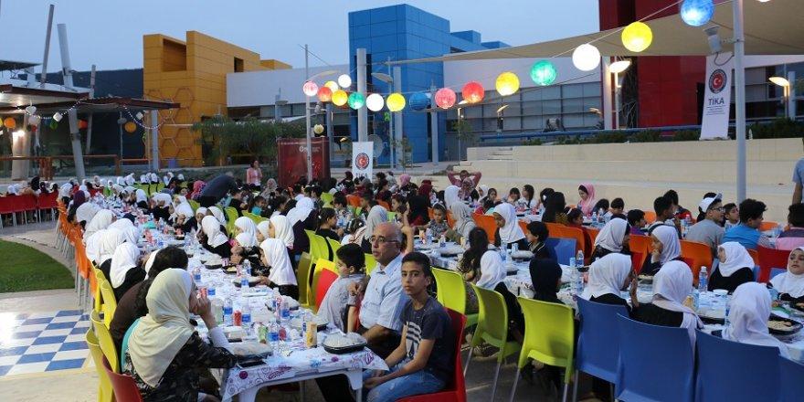 TİKA'dan Ürdün'de yetimlere iftar