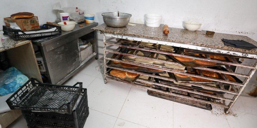 Gıda terörüne darbe