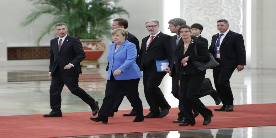Çin ve Almanya'dan şoförsüz araçlarda işbirliğini artırma sözü
