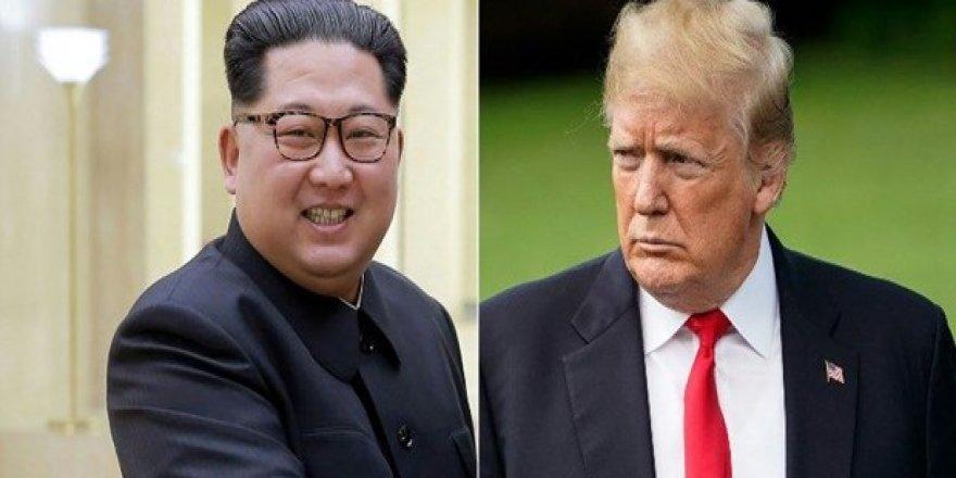 Trump, Kim ile görüşmesini iptal etti