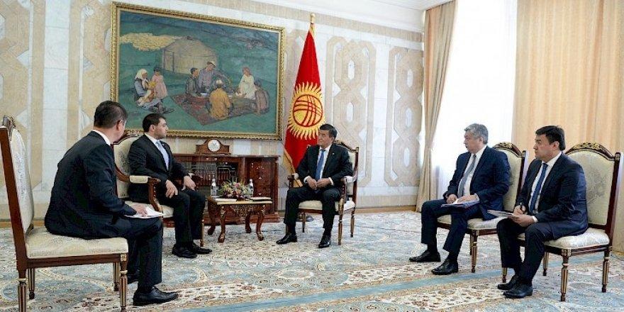 Cumhurbaşkanı, büyükelçilerin güven mektuplarını kabul etti