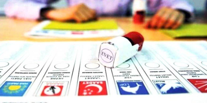 Cumhurbaşkanlığı seçimi için yeni anket