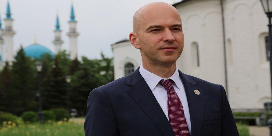 Tataristan Turizm Bakanı'ndan, Erdoğan'a destek