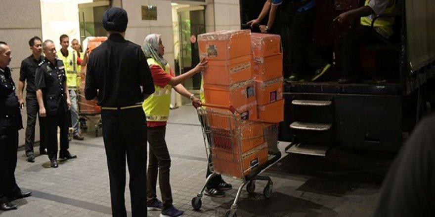 Eski Başbakan Rezak'ın evlerinden 28,6 milyon dolar çıktı