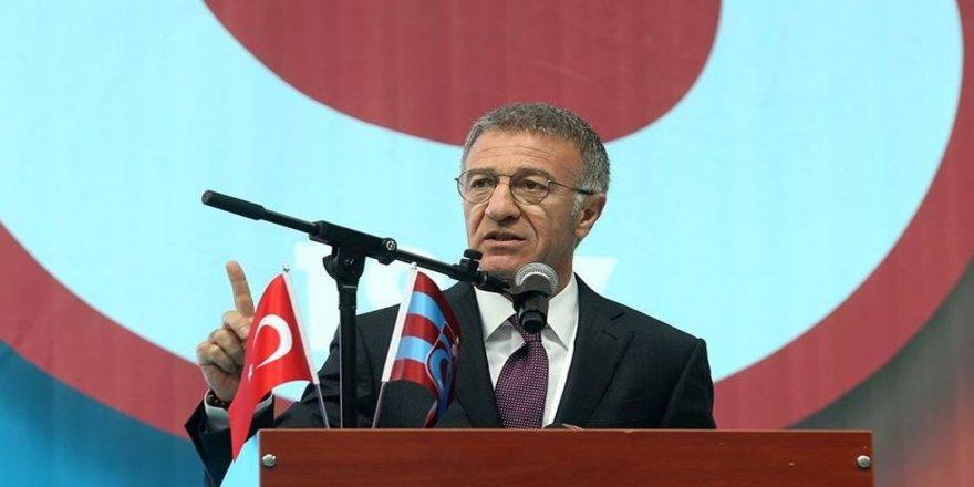 """Ahmet Ağaoğlu: """"Teknik direktör adayımız belli"""""""
