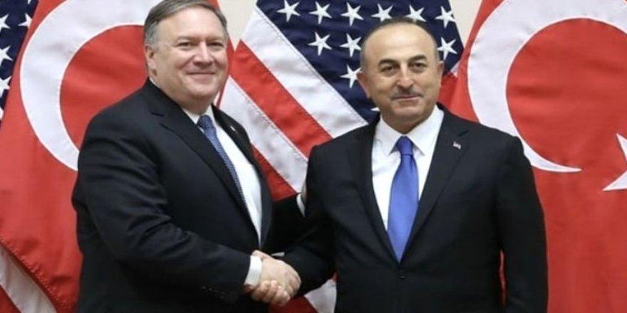 Türkiye ve ABD yol haritasını belirledi