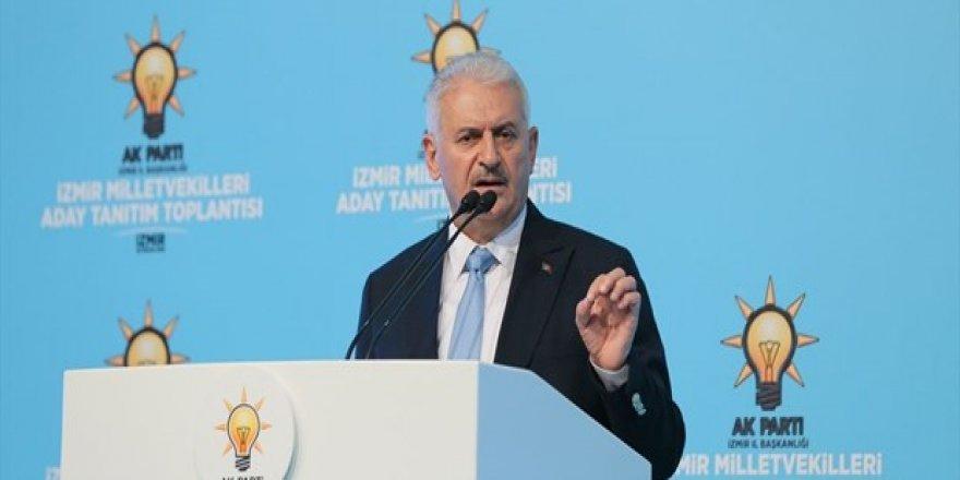 İzmir'e yapılacak yeni havalimanının adını ilk kez açıkladı