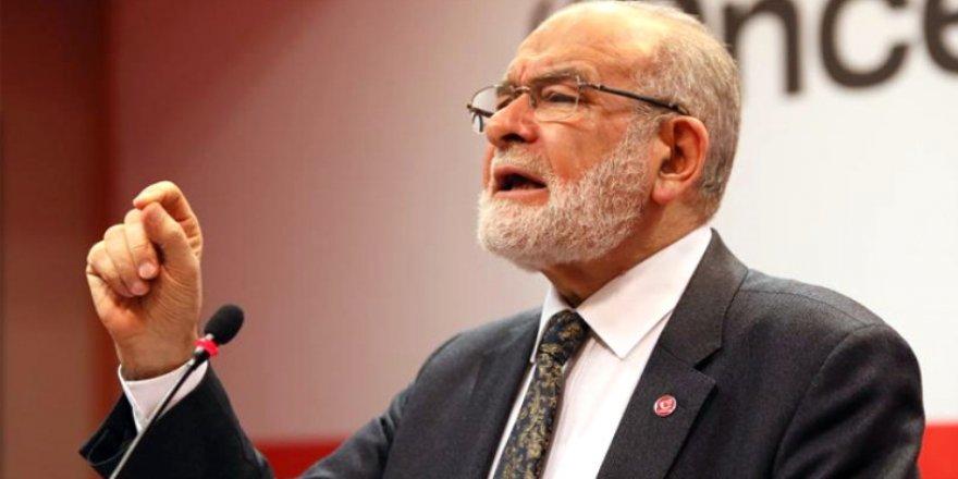 Karamollaoğlu'ndan skandal Madımak yorumu