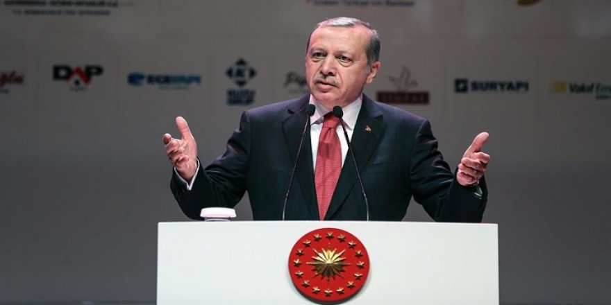 Almanya'ya Erdoğan'dan ilk yanıt geldi