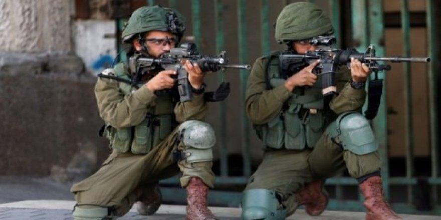 İsrail askerleri, Filistinli bir kadını vurdu