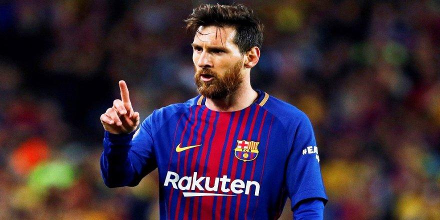 Messi, Avrupa'da zirvede