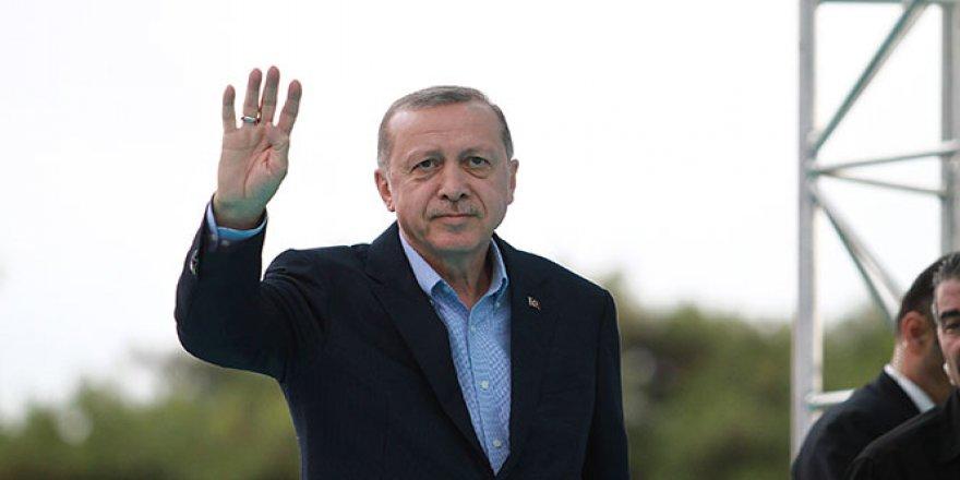 Erdoğan'dan İnce'nin Gülen iddiasına yanıt!