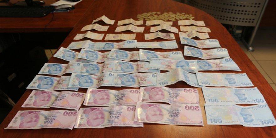 Dilencinin günlük kazancı 370 lira