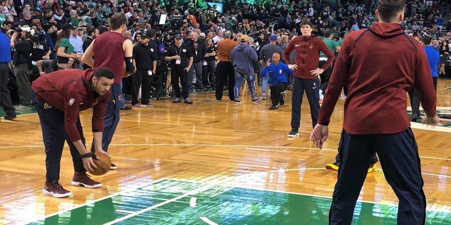 Cedi'li Cleveland Cavaliers NBA finalinde