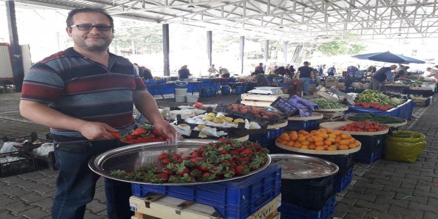 Doğal ürünler pazarı