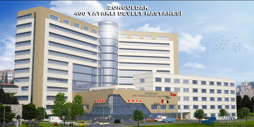 400 yataklı devlet hastanesinin ihalesi yapılacak
