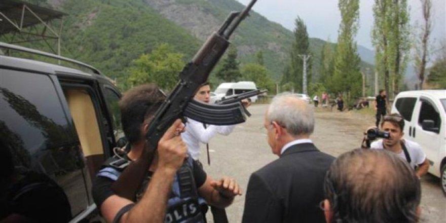 Kılıçdaroğlu'nun konvoyuna saldırı düzenleyen ''Felat'' öldürüldü