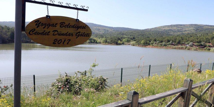 Sağanak yağış baraj ve göletleri doldurdu