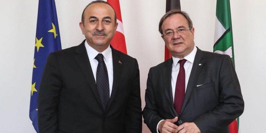 Dışişleri Bakanı Çavuşoğlu, Almanya'da