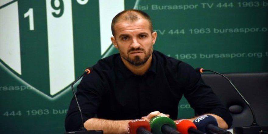 Bursaspor'da Mustafa Er'in görevi belli oldu!