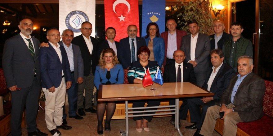 Kosovalı Bakandan 'Cumhur İttifakı'na destek
