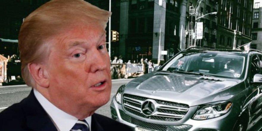 Trump, Mercedes'i gözüne kestirdi