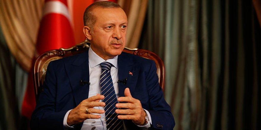 Erdoğan, CEO'yu açıkladı
