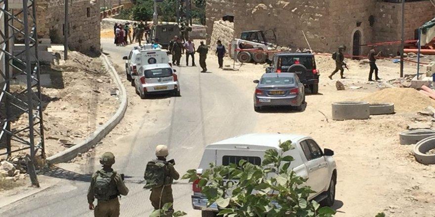 İsrail askeri, Filistinli bir genci öldürdü