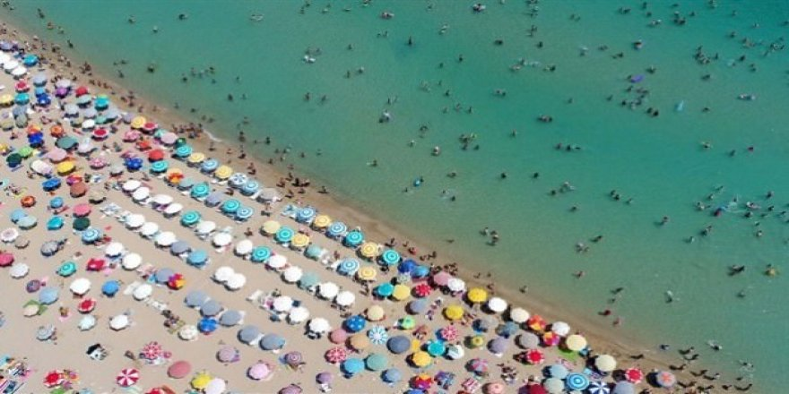 Nüfusunun 40 katı turisti ağırlayacak