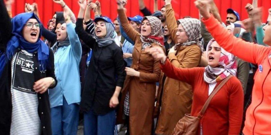 Feminist Kadınlar Cumartesi Gebze'deler!
