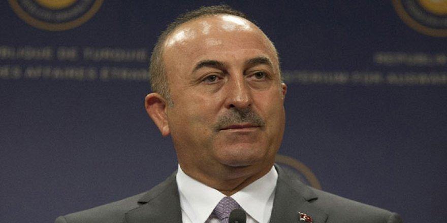 Çavuşoğlu, NATO Genel Sekreteriyle görüştü