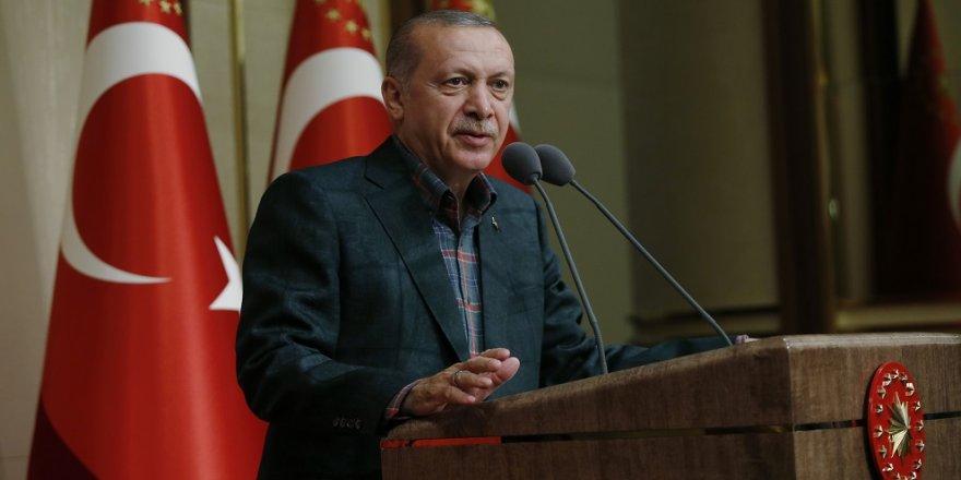 Erdoğan: Türkiye 3 buçuk kat büyüdü