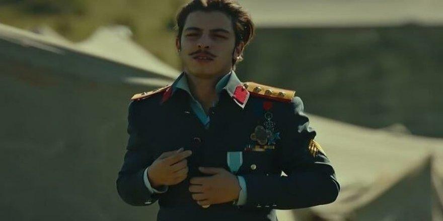 Boran Kuzum üniformasıyla veda etti