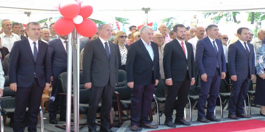"""Bakan Özlü: """"Akçakoca artık Türkiye markasıdır"""""""