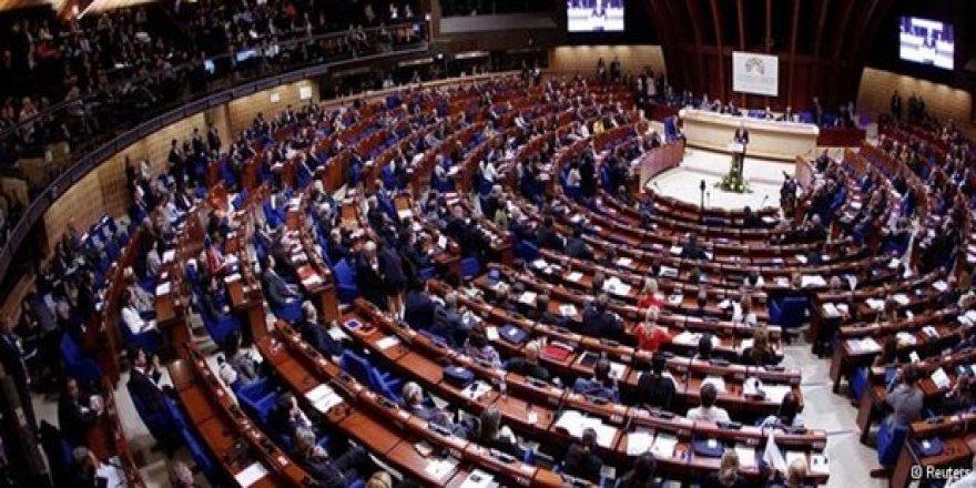 Avrupa Konseyi'nden Türkiye kararı